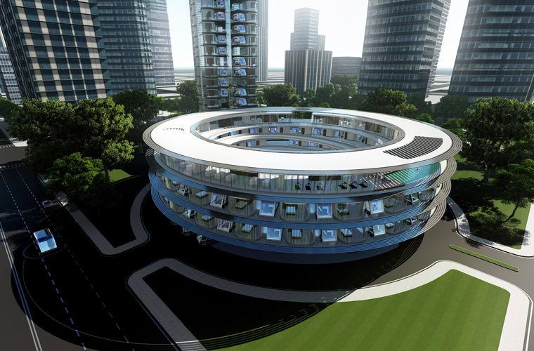 Каким станет отель будущего
