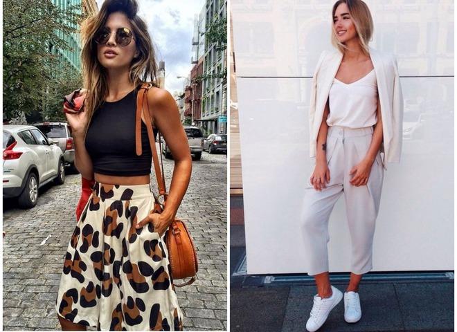 Как скорректировать фигуру с помощью одежды — модные советы