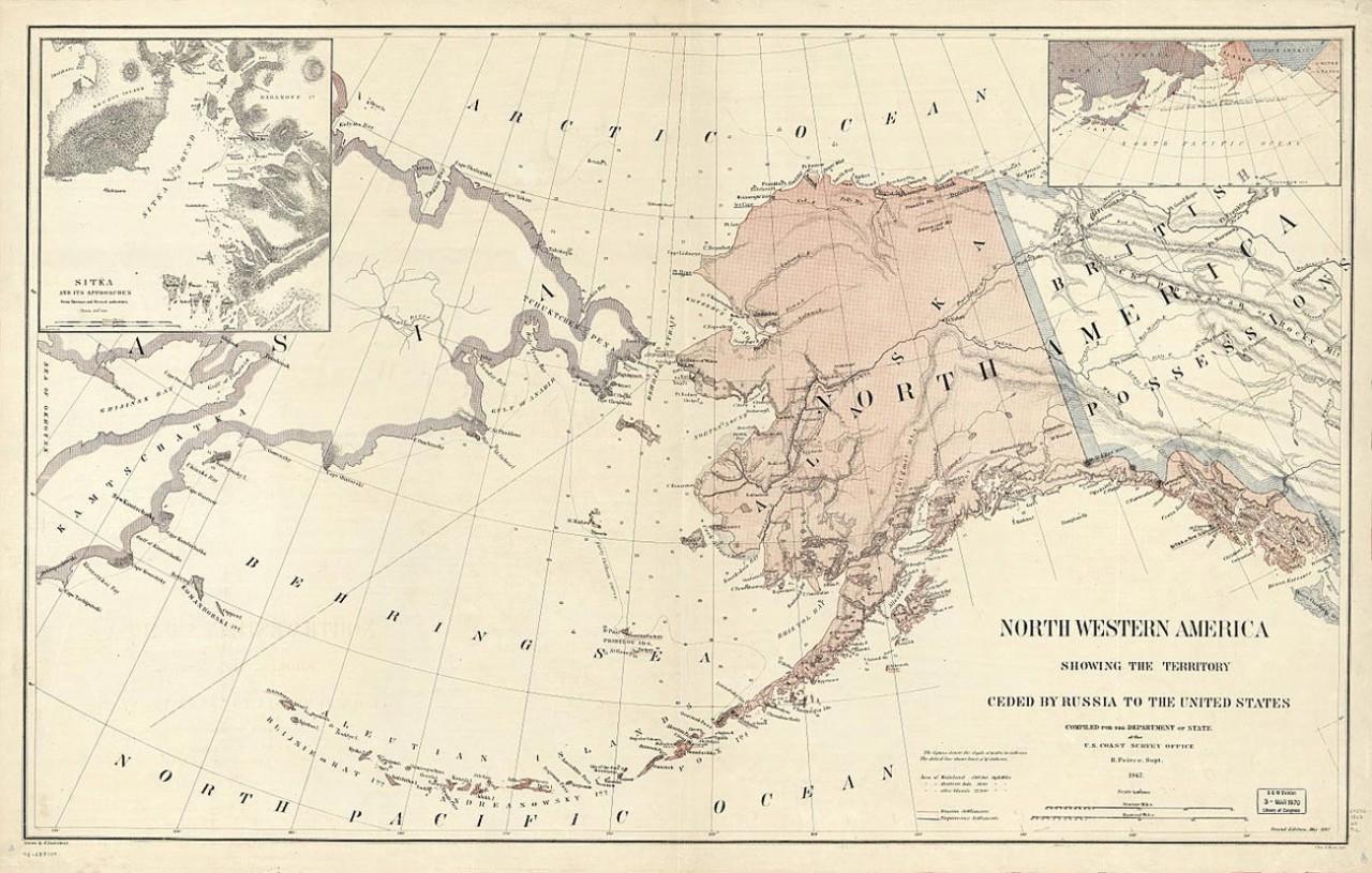 Что вдействительности получила Россия запродажу Аляски?
