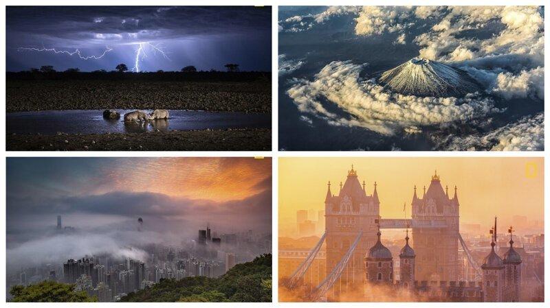 Впечатляющие номинанты фотоконкурса National Geographic Travel 2019 (11 фото)