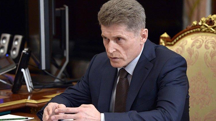 Выборы в Приморье: Кожемяко …