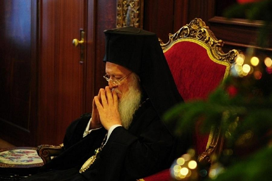 """Патриарх Варфоломей объявил себя """"преемником"""" русских царей"""