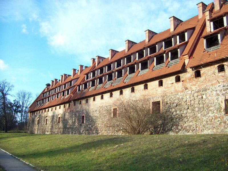 Тевтонский замок под Калининградом выставят на торги