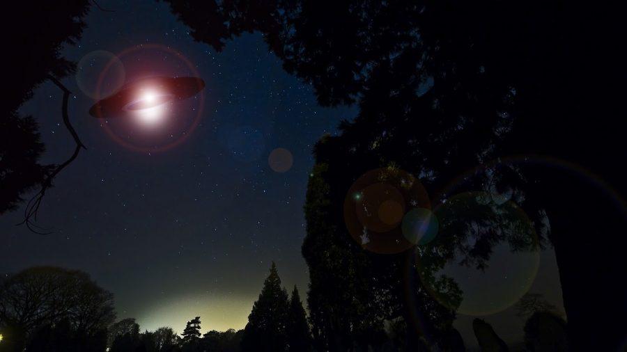 НЛО вновь наблюдали в России…