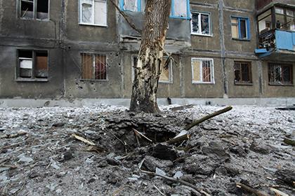При обстреле украинской армией Донецка пострадали два мирных жителя