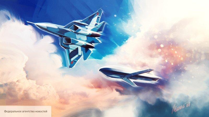 Россия придумала для Су-57 с…