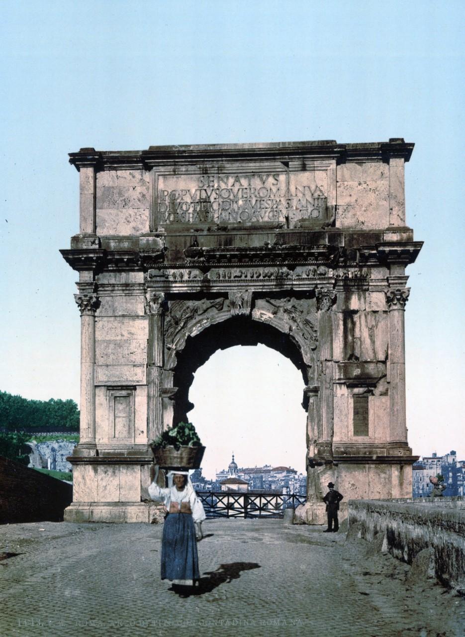 Коллекция триумфальных арок со всего мира