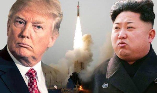 Корея – только ширма для другого удара США