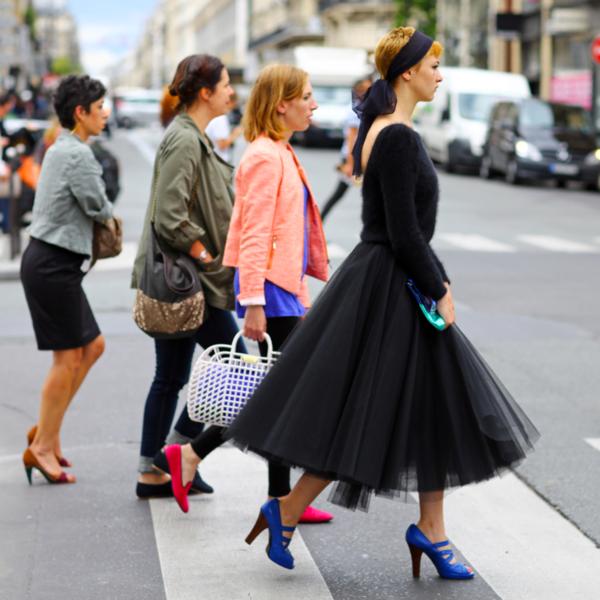С чем носить юбку-пачку? Семь вариантов, которые не выйдут из моды