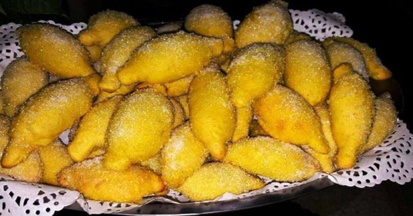 Съешь 10 таких лимонов за раз! Печенье с ореховой начинкой, которое заменит конфеты.