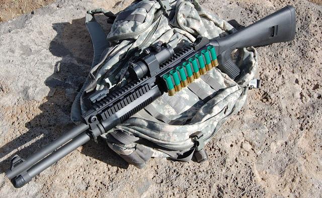 Если бы у вас был выбор, что взять из оружия с собой на случай БП, что бы вы взяли?