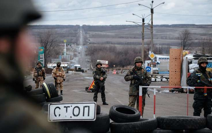 В окружении Яроша рассказали про истинную цель блокады Донбасса