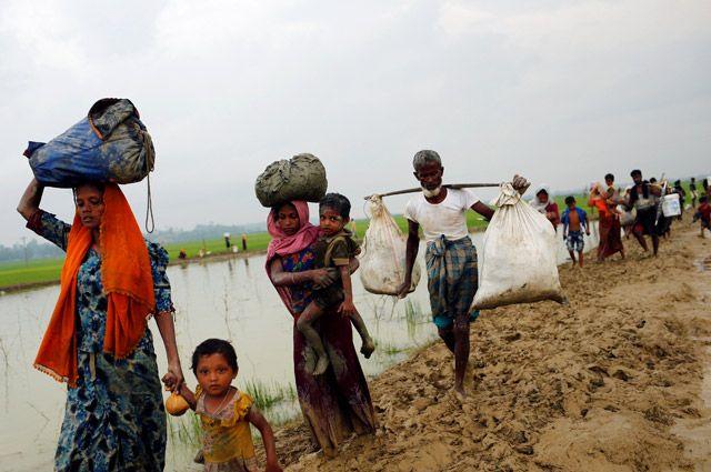 Вопросы и ответы о сути конфликта в Мьянме. Главное