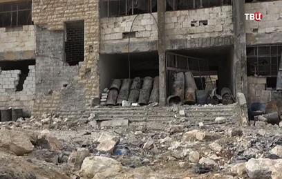 Алеппо: один день из жизни сирийской школы