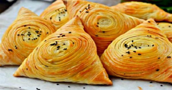 Домашняя самса из духовки: вкусная, ароматная, как в тандыре! Точный рецепт от друзей из Ташкента…