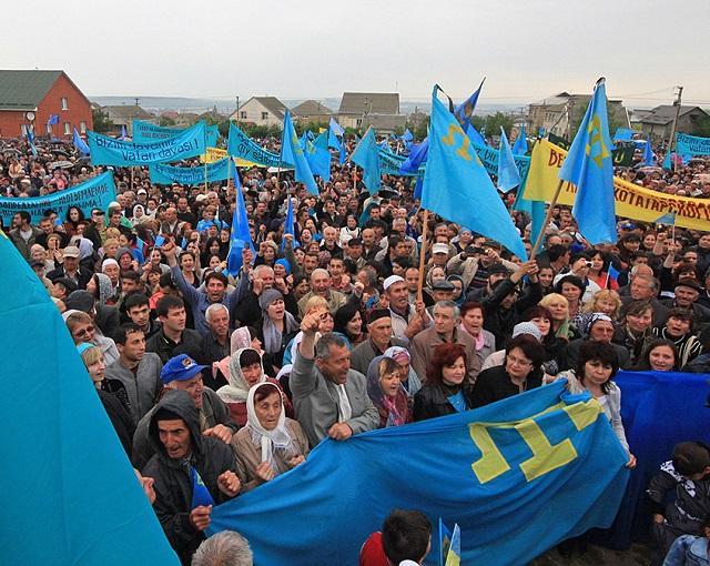 Меджлис обещает Крыму мощные майданы