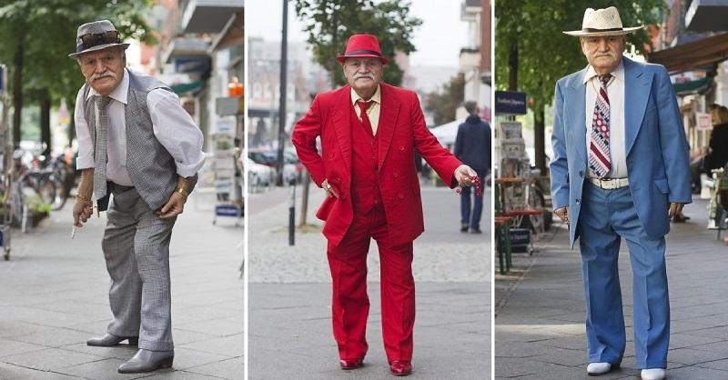 Секреты стиля для пожилых мужчин