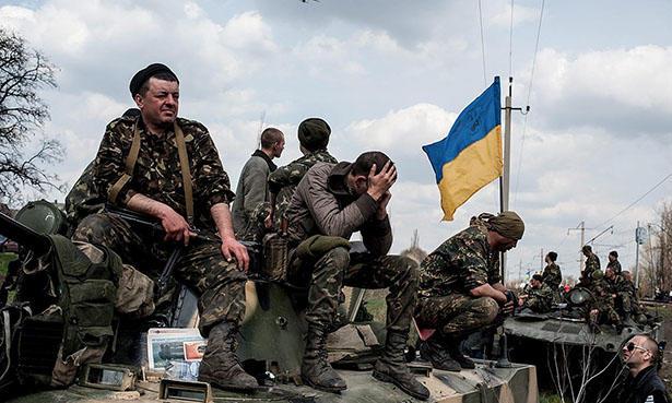 Ветераны АТО на гражданке не скучают: как в Украине формируются частные армии