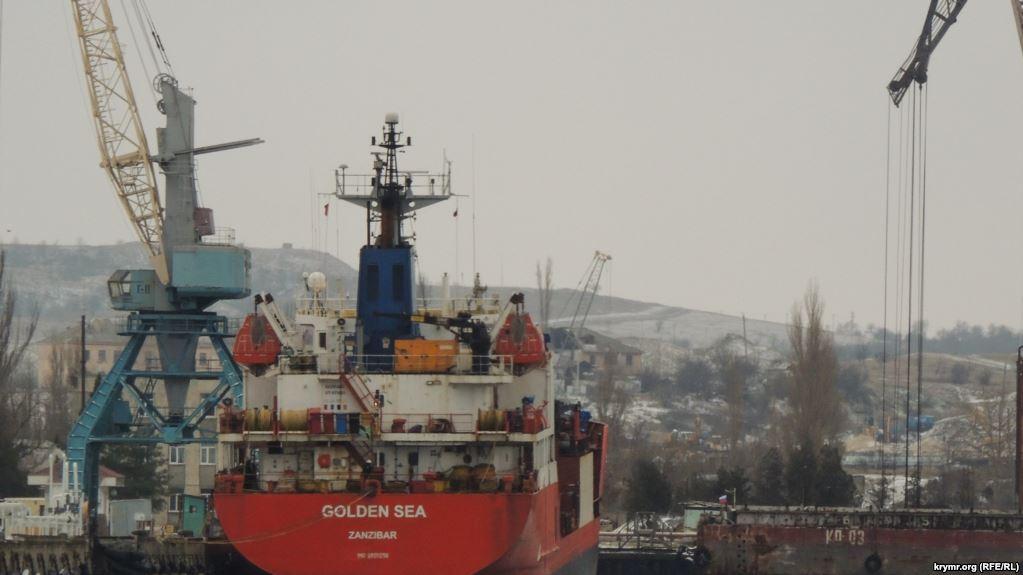 На Украине арестованы 15 кораблей, побывавших в Крыму, и комментарии из Госдумы