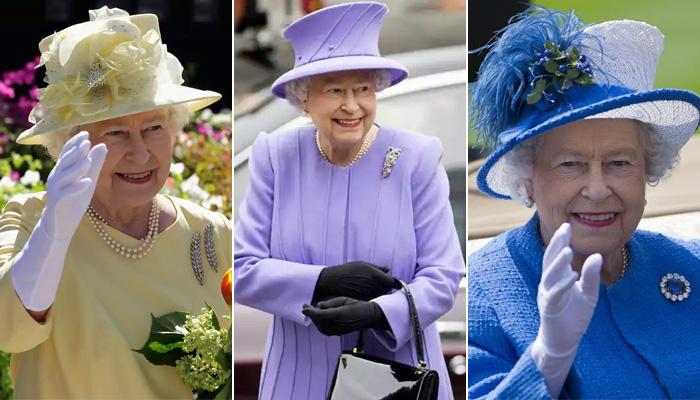 Перчатки Елизавета II носит обязательно. Как и сумочки, они обычно белого или черного цвета.