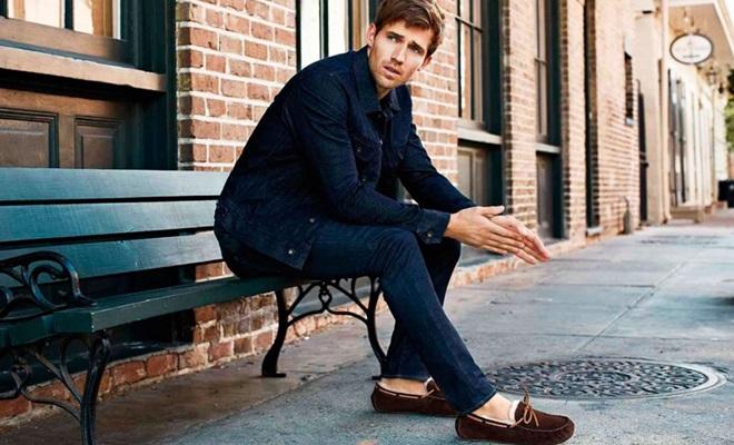 8 видов мужской обуви, которую следует носить без носков