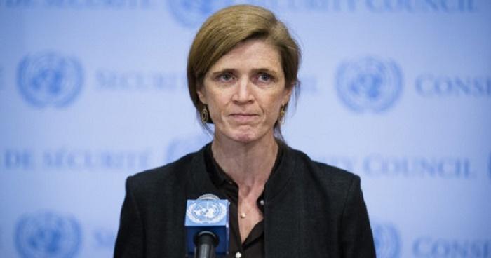 Саманта Пауэр посвятила России свою последнюю пресс-конференцию