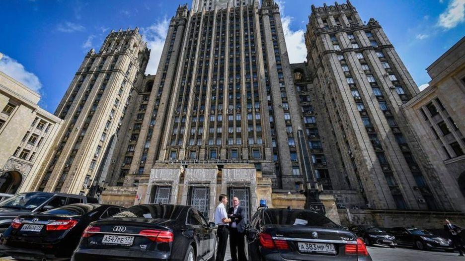 Москва пригрозила США высылкой еще 150 дипломатов