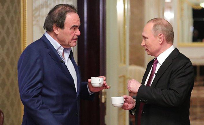 """Le Figaro """"В голове у Владимира Путина"""""""
