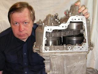 Отечественный вариатор и его создатель - Дмитрий Дорофеев