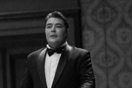 Солист Мариинского театра умер в возрасте 37 лет