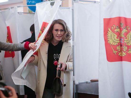 """Я разочарована"": Собчак назвала проблемой 76% проголосовавших за Путина"