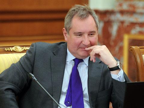 """Рогозин о поисках подлодки шведами: """"взрослые люди, а занимаются ерундой"""""""