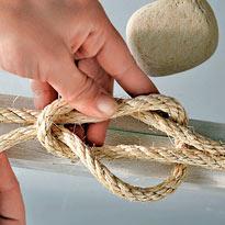 Декорирование веревкой. Шаг 11