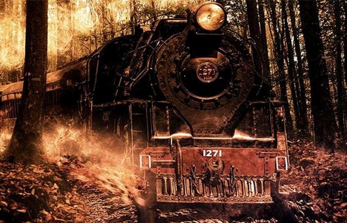 Странные. смешные и любопытные факты о железной дороге и поездах