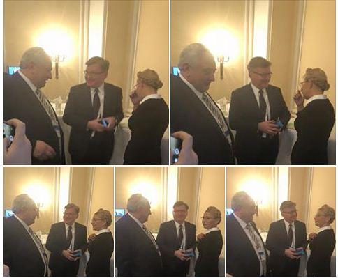 Украинцы, вам все время врут! – Захарова по поводу фото Юлии Тимошенко