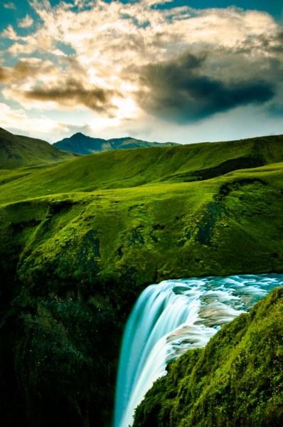 Прекрасная Исландия (20 фото)