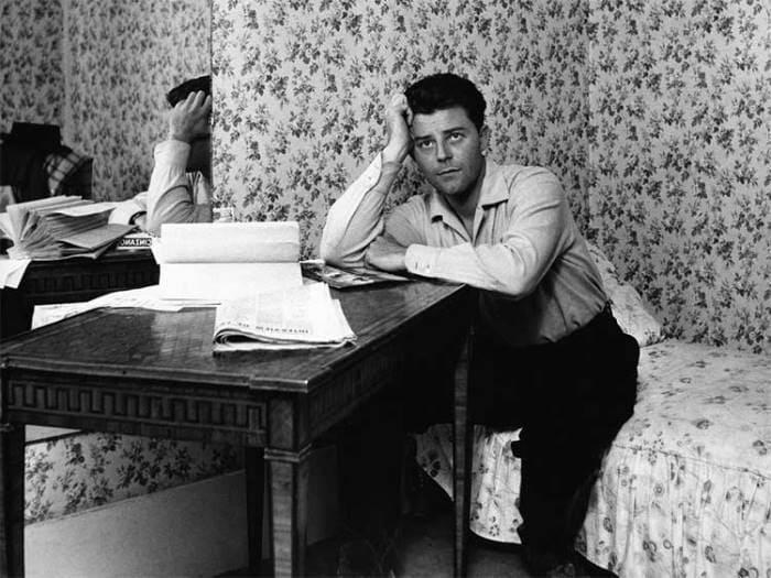 Один из самых романтичных героев кино послевоенного времени   Фото: re-movie.ru