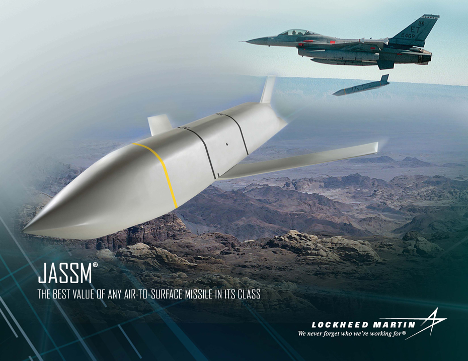 Польша закупит 70 авиационных крылатых ракет большой дальности JASSM-ER