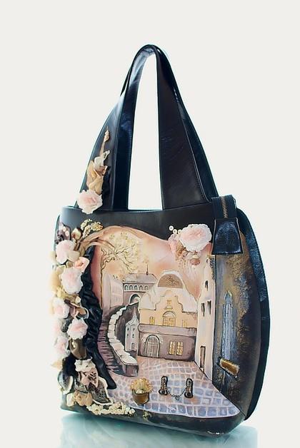 Женские сумки ручной работы. Ярмарка Мастеров - ручная работа Rachelle-маленькая Голландия. Handmade.