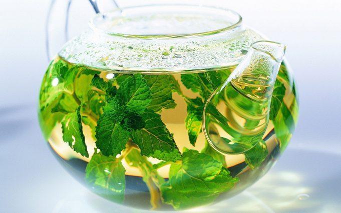 Пятерка ароматных трав для чая