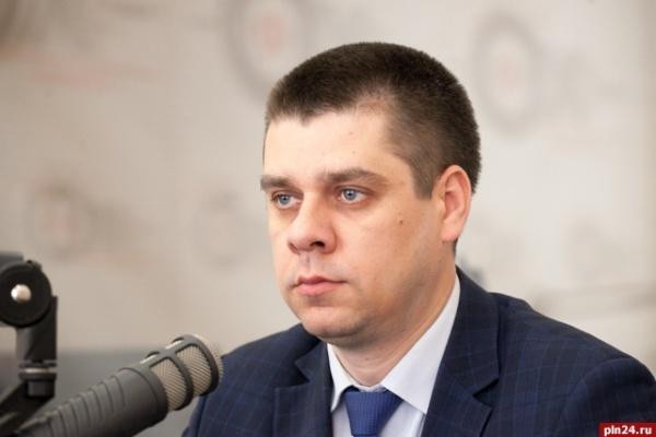 Задержан вице-губернатор Псковской области Александр Кузнецов