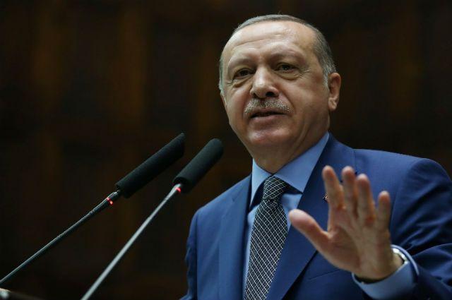 Эрдоган прокомментировал аудиозапись убийства журналиста Хашкаджи