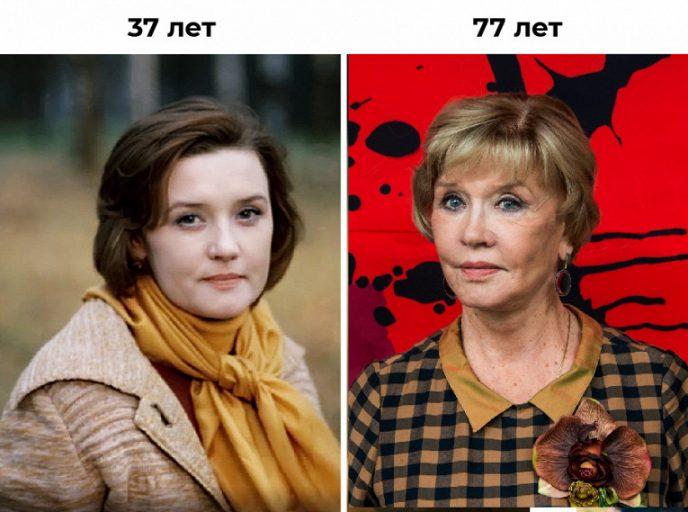 40 лет спустя: как выглядят актеры фильма «Москва слезам не верит»