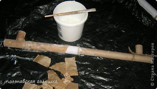 Как сделать имитацию бамбука своими руками