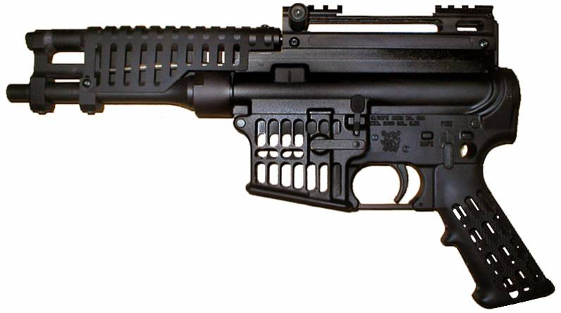 Самозарядный пистолет Olympi…
