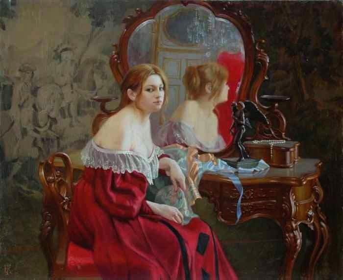 Российская художница. Елена Куканова