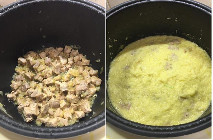 Бабка картофельная со свининой. Картофель, Бабка, Белорусская кухня, Длиннопост