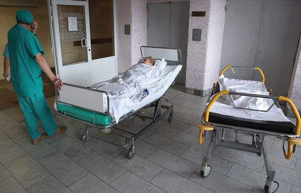 В больнице Благовещенска пен…