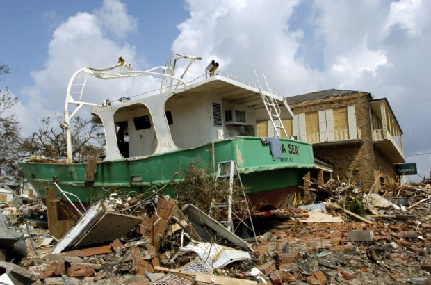 10 самых дорогих стихийных бедствий XXI века