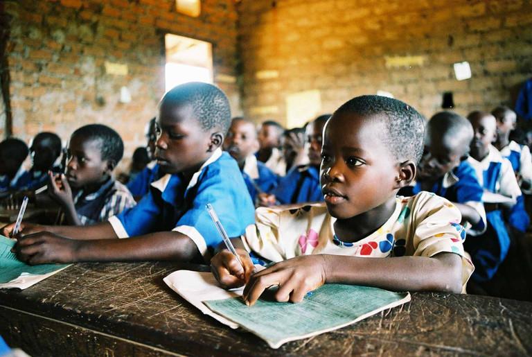 Африка Учёба, интересное, мир, образование, факты